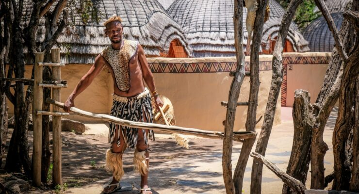 The traditional healer who performs more orthopedic surgeries than the average hospital